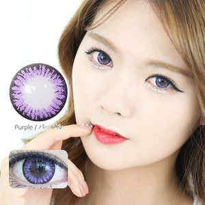 K14 PURPLE colored contacts