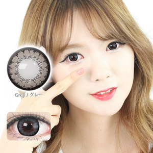 K12 GREY colored contacts